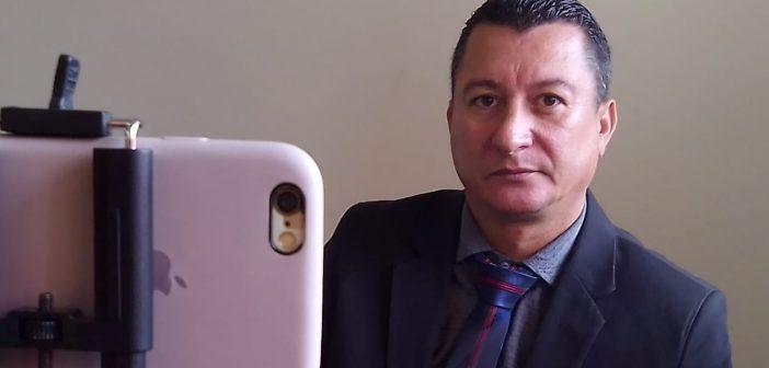 Rogério Costa sugere ao executivo encaminhar ofício ao Incra