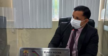 Elivan Rocha solicita obra de infraestrutura para a zona rural