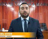 Vereador Joel Vitor (avante), fala das suas indicações e requerimentos aprovados na sessão da câmara