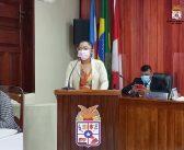 Convocação de pastor, revitalização de praça e manutenção de estrada são solicitações da Vereadora Andréa Alves